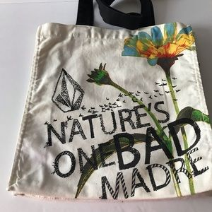 Volcom Tote Nature's one bad Andre